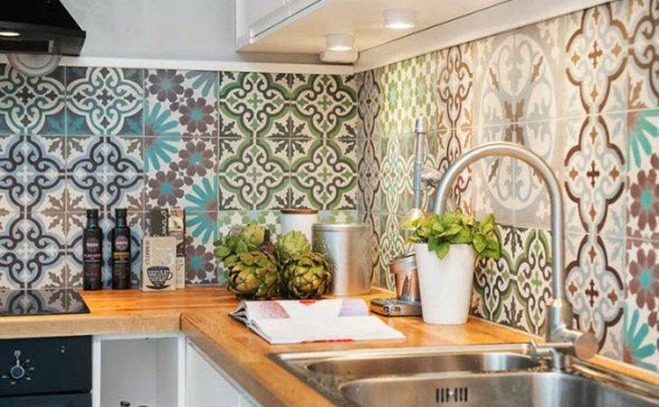 Tiles Trend Modern Home Moroccan Touch