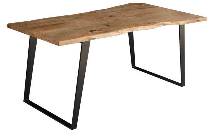 Timbergirl Solid Wood Live Edge Dining Table Reviews Wayfair