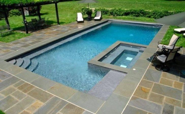 Time Inground Swimming Pools Elegant Pool Design