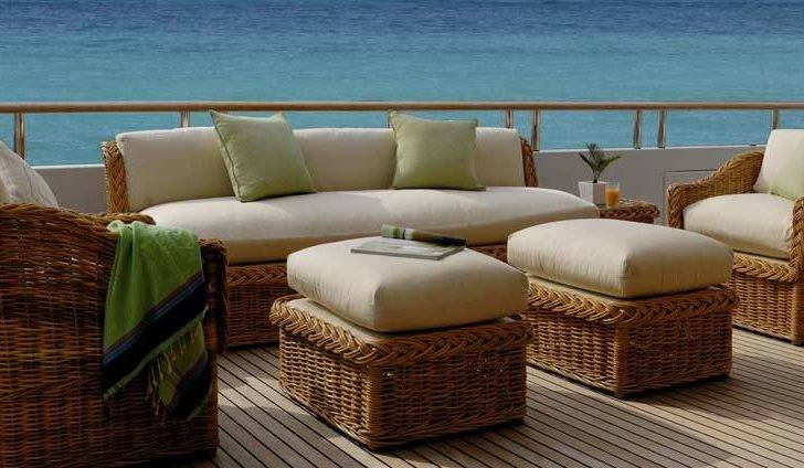 Timeless High End Indoor Outdoor Casual Furniture