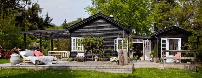 Tine Kjeldsen Summerhouse North Zealand Nordicdesign