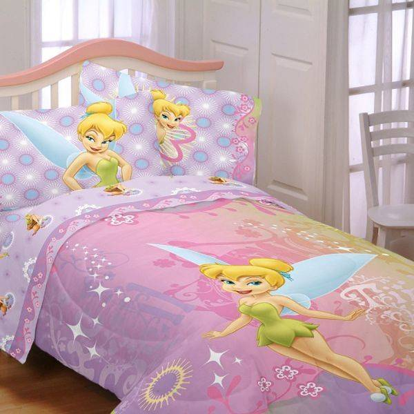 Tinkerbell Bedroom Accessories Theme Decor Ideas Kids