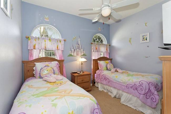 Tinkerbell Designs Bedroom Bedrooms Fairy