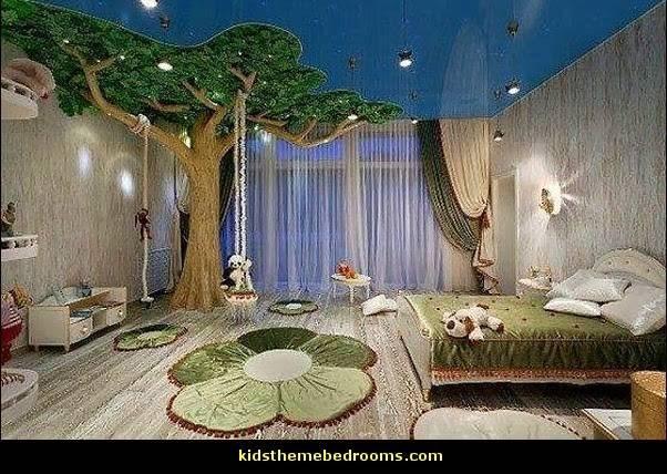 Tinkerbells Bedroom Decorating Ideas