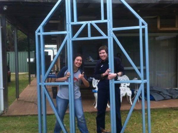 Tiny Abode Steel Framed House Australia