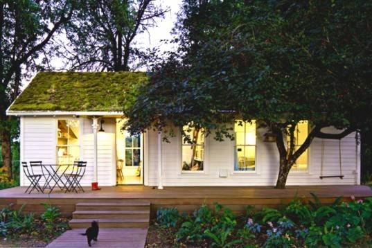 Tiny Green House Jessica Helgerson