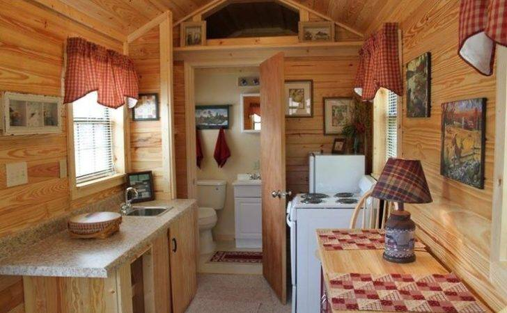 Tiny Homes Cabin Portable Spaces Storage Building Houses