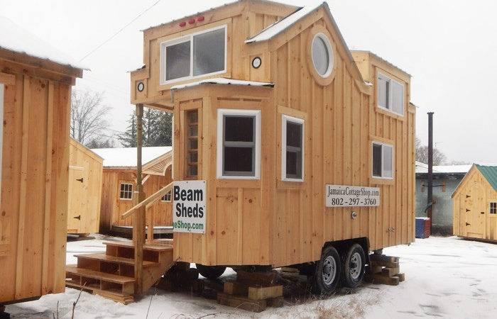 Tiny Homes Wheels Sale Prefab House