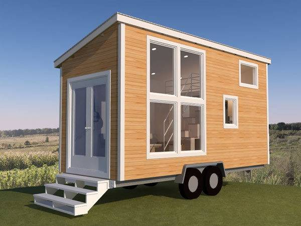 Tiny House Plans Happy Magazine