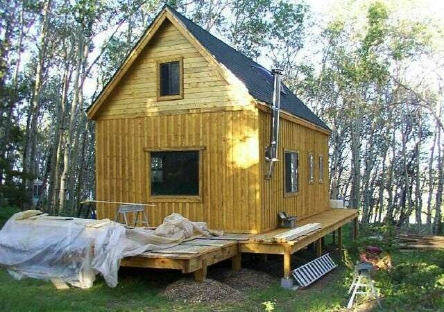 Tiny House Plans Small Cabin Home Decoration Ideas