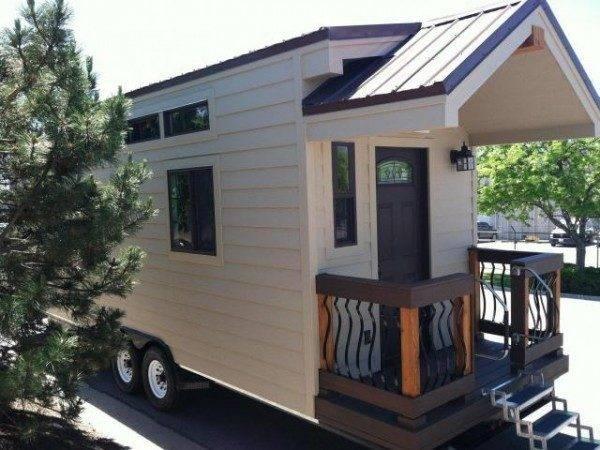 Tiny House Wheels Cost Dakota