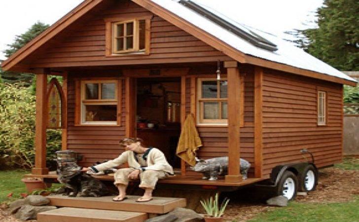 Tiny House Wheels Inside Houses Build Little