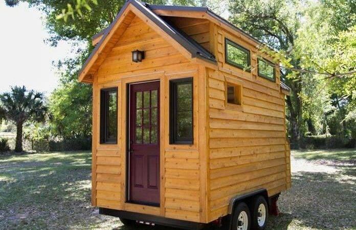 Tiny House Wheels Pinterest