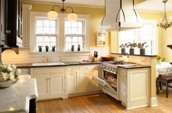 Tips Create Victorian Style Kitchens Smart Home Decorating Ideas