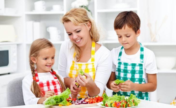 Tips Get Kids Cooking Kitchen