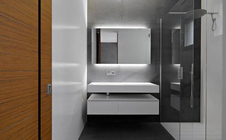 Tips Minimalist Bathroom Interior Design Small
