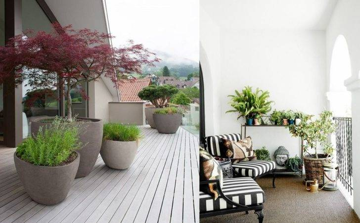 Tips Styling Your Balcony Small Garden Space