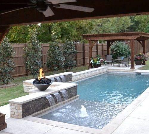 Titus Pool Natur Backyard Pools Ideas