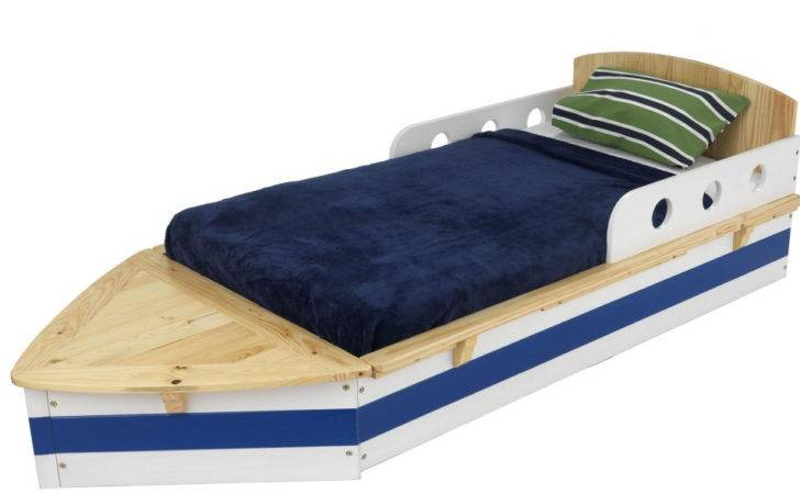 Toddler Boat Bed Kids Baby Design Ideas