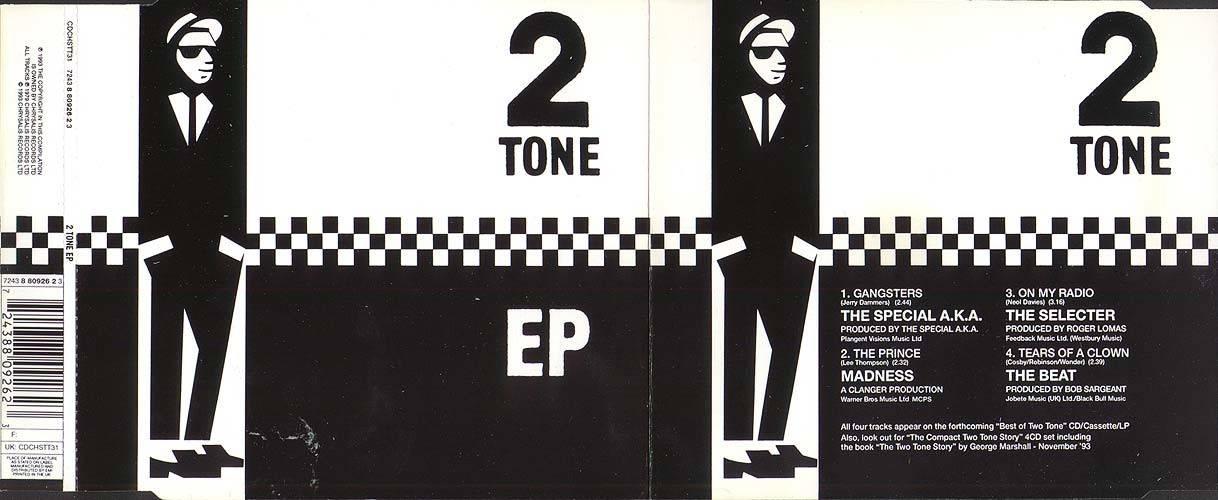 Tone Records Cdchs