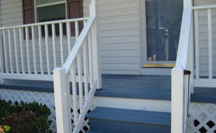 Toolbox Tomgirl Paints Porch