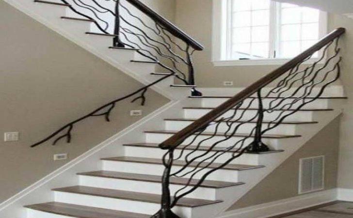 Tools Metal Handrails Stairs Custom