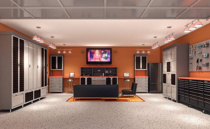 Top Awesome Man Cave