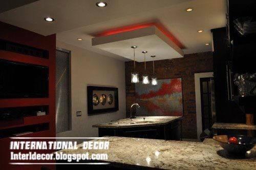 Top Catalog Kitchen Ceiling Designs Ideas Gypsum False Ceilings