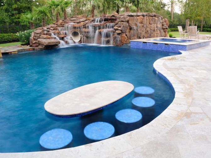 Top Designer Pools Spas Part Wow Amazing