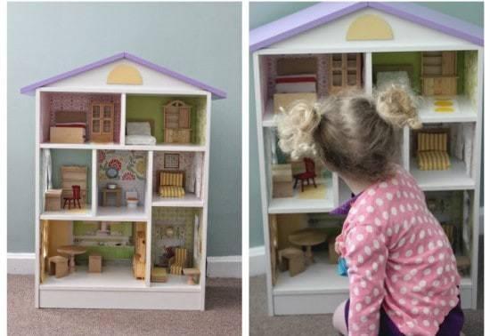Top Dollhouse Plans Tutorials