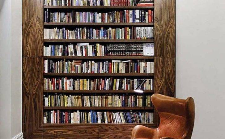 Top Modern Home Library Design Organizing Ideas Wall Designs