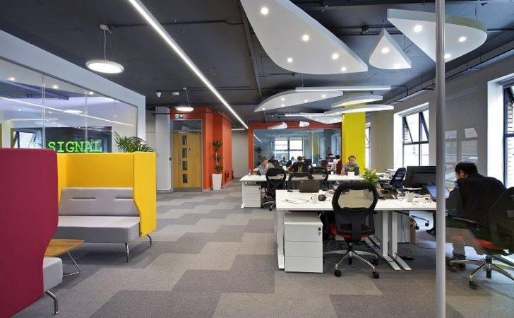 Top Modern Office Interiors Design Trends