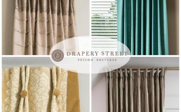 Top Most Popular Drapery Pleat Styles Street