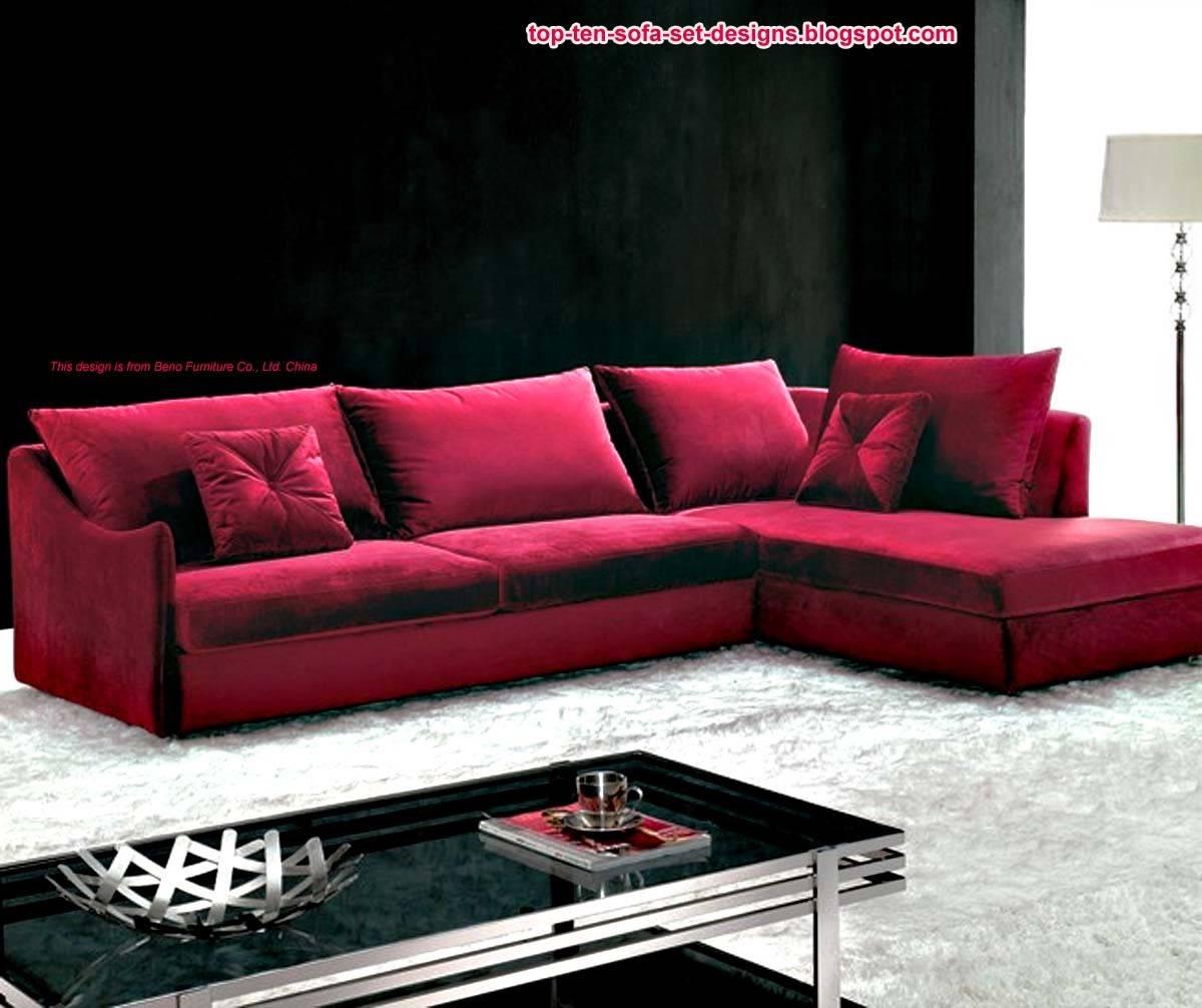 Top Sofa Set Designs Ten China