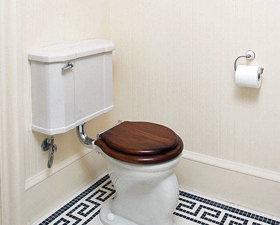 Top Tips Caring Vintage Toilet Old House