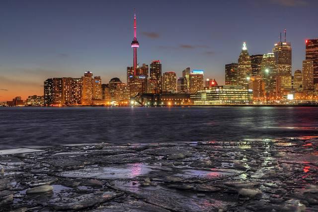 Toronto Une Journ Jeparsaucanada