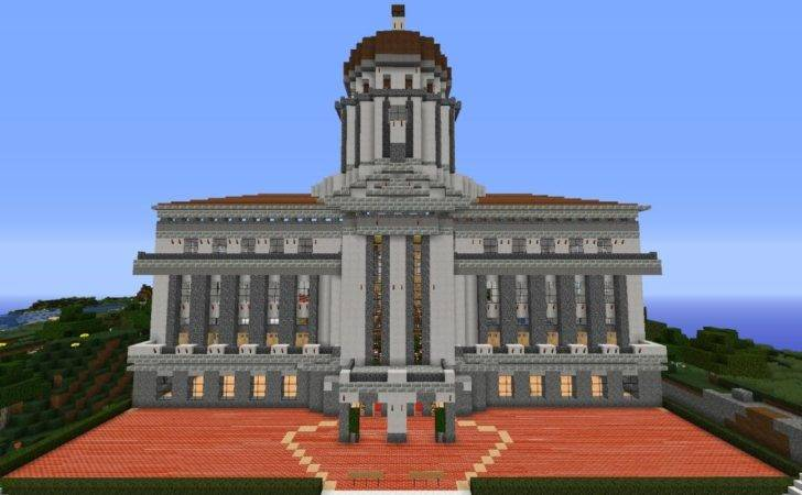 Town Hall Minecraft Project