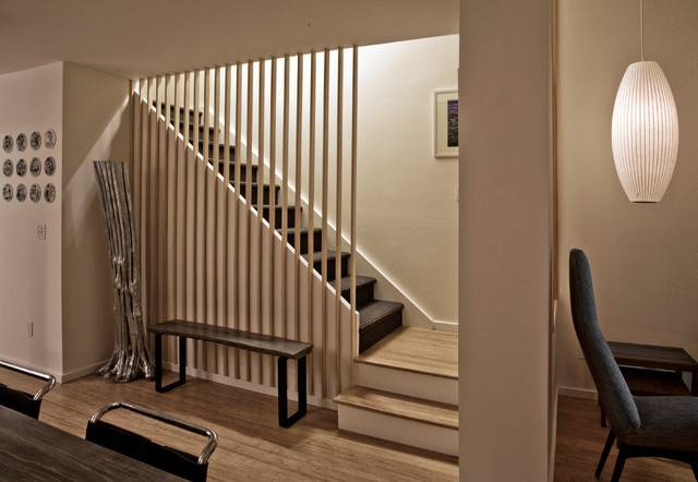 Townhouse Design Stairs Best House Ideas