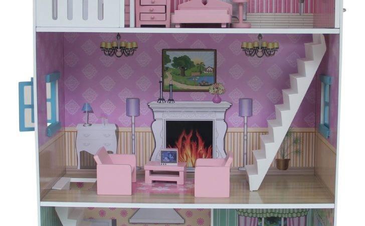 Townhouse Dollhouse Furniture Dolls Houses Prams