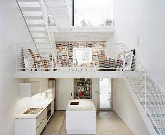 Townhouse Interior Design Modern
