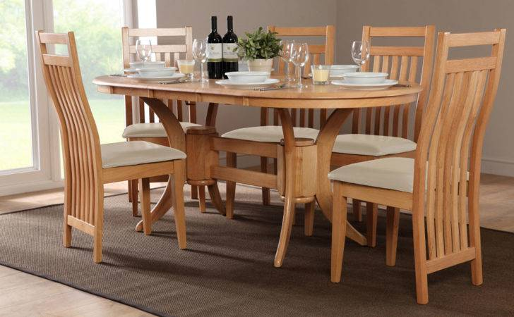 Townhouse Oval Extending Dining Table Bali Chairs Set Ivory