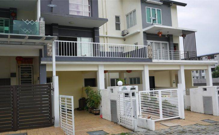 Townhouse Sale Seri End Myt