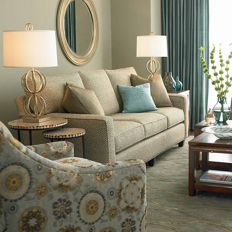 Townhouse Sofa Discount Furniture Hickory Park Galleries