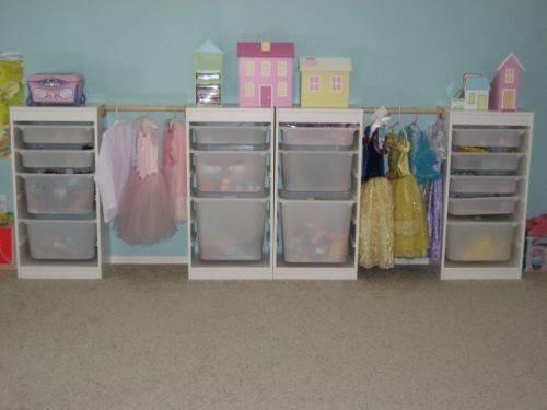 Toy Storage Ikea Great Way Add Dress Clothes