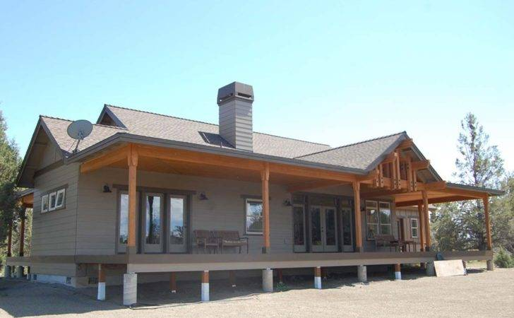 Traditional American Ranch Style Home Plans
