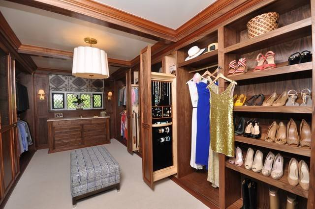 Traditional Closet New York Affordable Closets Plus Llc