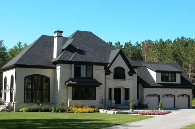 Traditional Exterior New Age Design