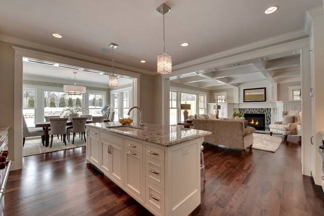 Traditional Home Kitchens Kitchen