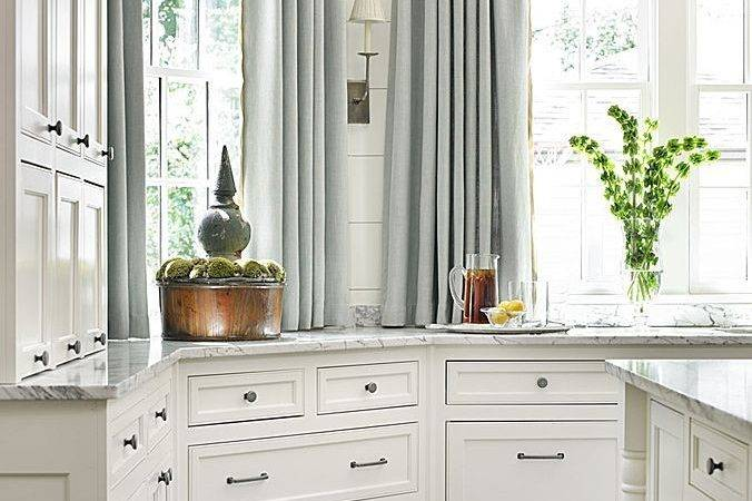 Traditional Home Kitchens Pinterest