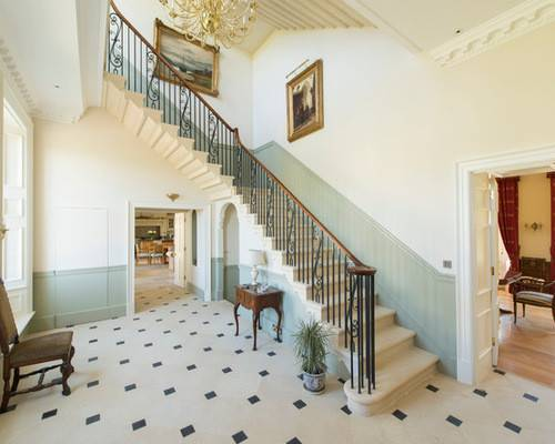 Traditional Key West Cottage Staircase Design Ideas Remodel